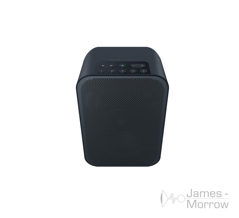 bluesound pulse flex 2i black front top product image