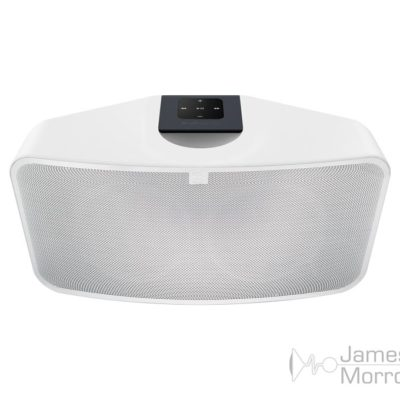 bluesound pulse mini 2i white front top product image