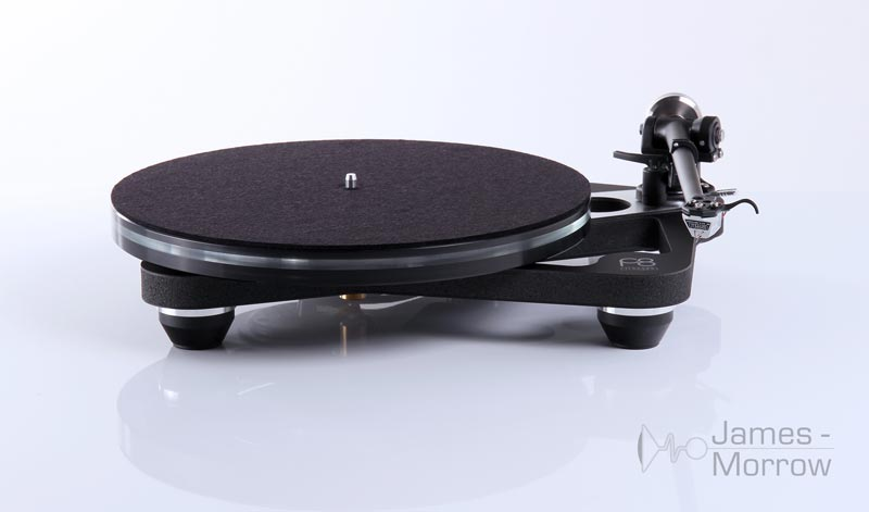 rega planar 8 front elevated product image
