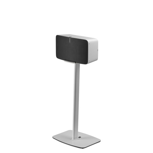 Flexson Floorstand for play:5 white front side product image