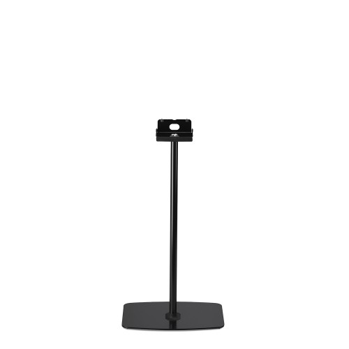 Flexson Floorstand for play:5 black front product image