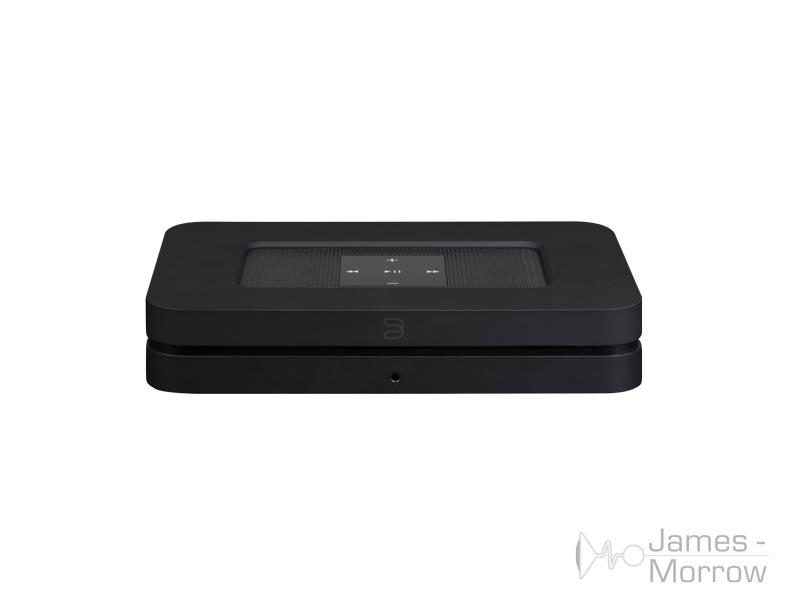 Bluesound Node 2i black front top product image