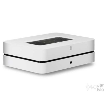 bluesound powernode 2i white profile product image alternate