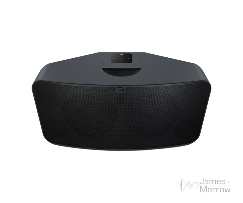 Bluesound Pulse 2i Black front top product image