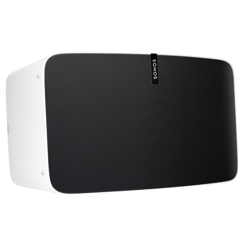 sonos Play:5 white from front side product image
