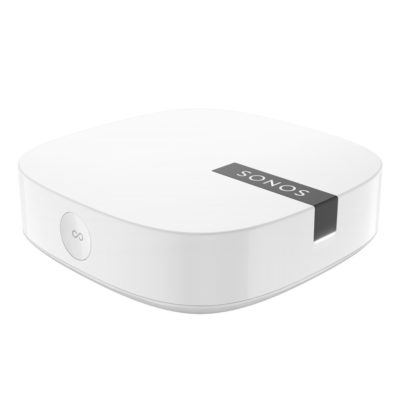 Sonos Boost front side elevated product image