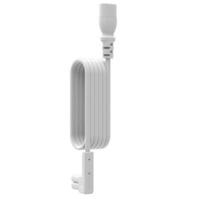 Flexson 3m power cable white product image