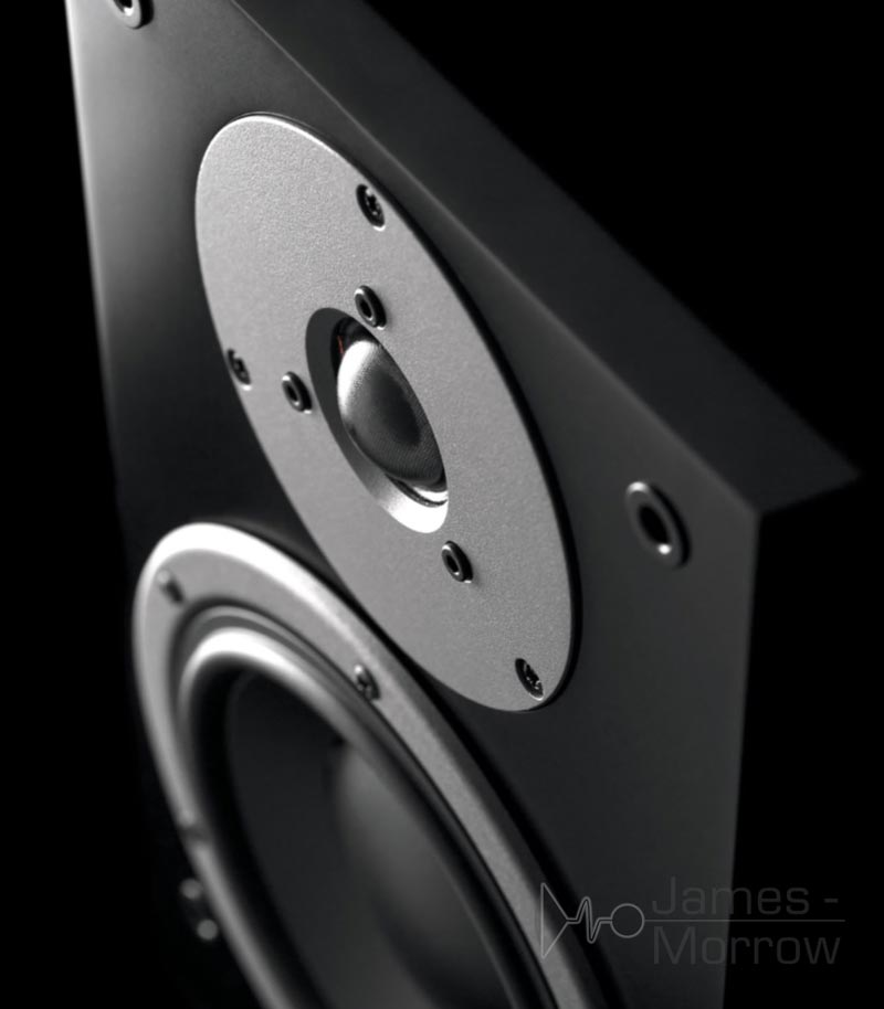 Dynaudio Driver close-up black product image