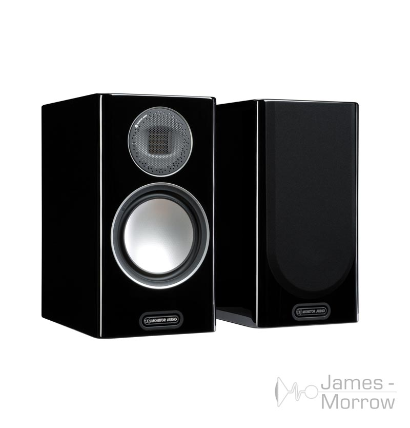 Monitor Audio Gold 100 black profile product image