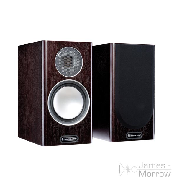 Monitor Audio Gold 100 walnut profile product image