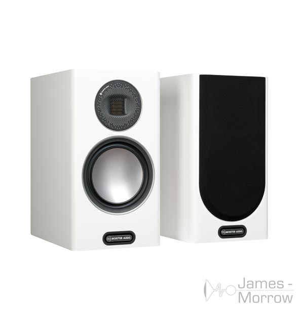 Monitor Audio Gold 100 white profile product image