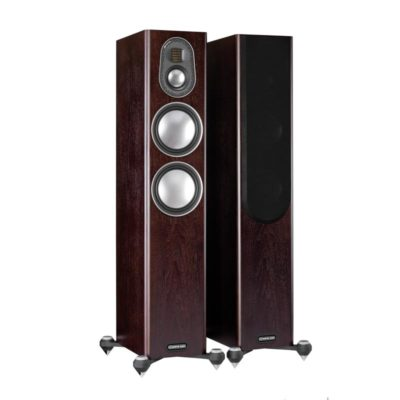 monitor audio gold 200 walnut pair profile product image