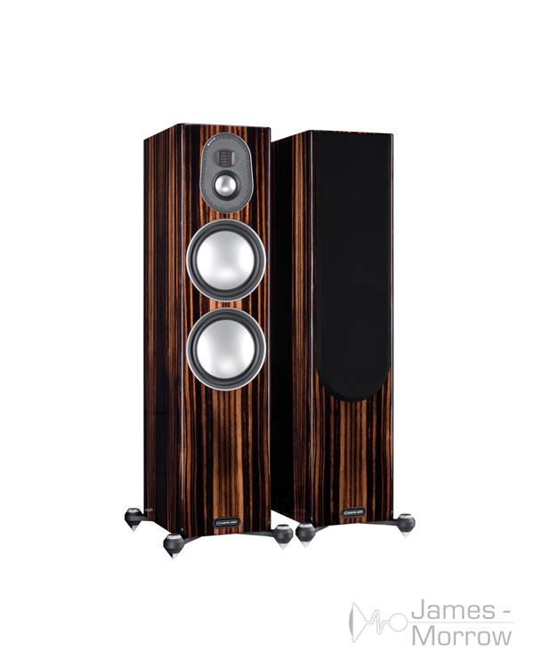 Monitor audio gold 300 pair Ebony profile product image