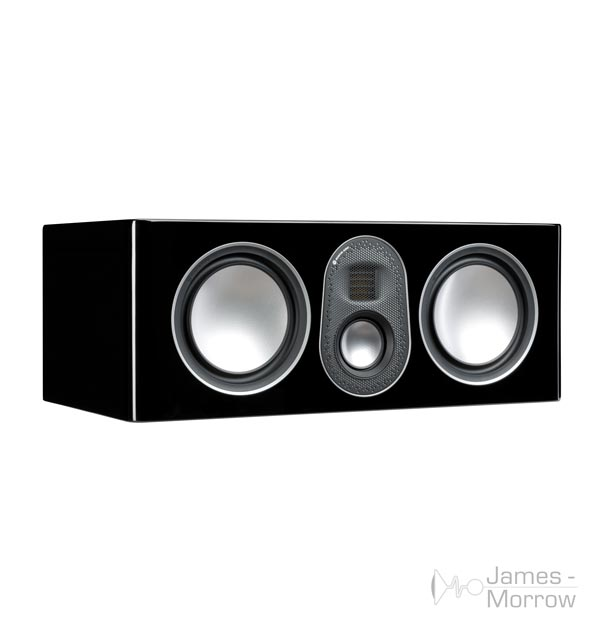 monitor audio gold c250 black no grill profile product iamge