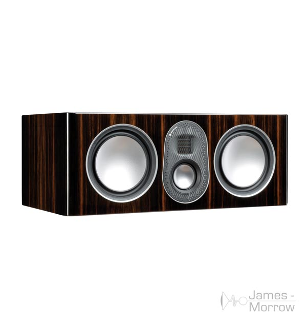 monitor audio gold c250 Ebony no grill profile product iamge