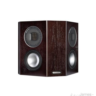 monitor audio gold fx Walnut profile product image no grill