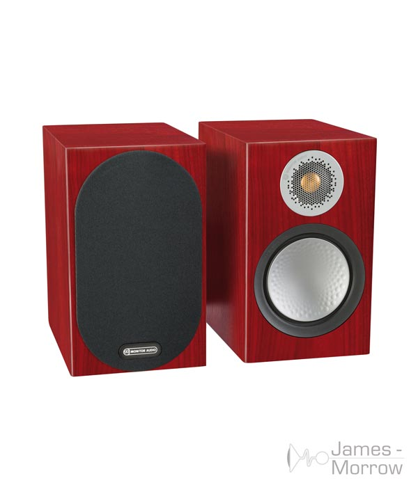 monitor audio silver 50rosenut pair profile product image