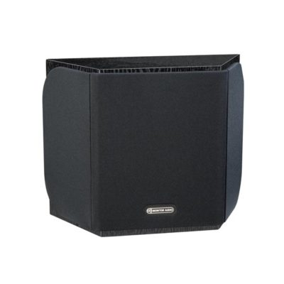 monitor audio silver fx black oak profile product image with grill