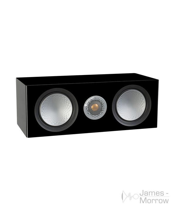 monitor audio silver c150 gloss black profile product image