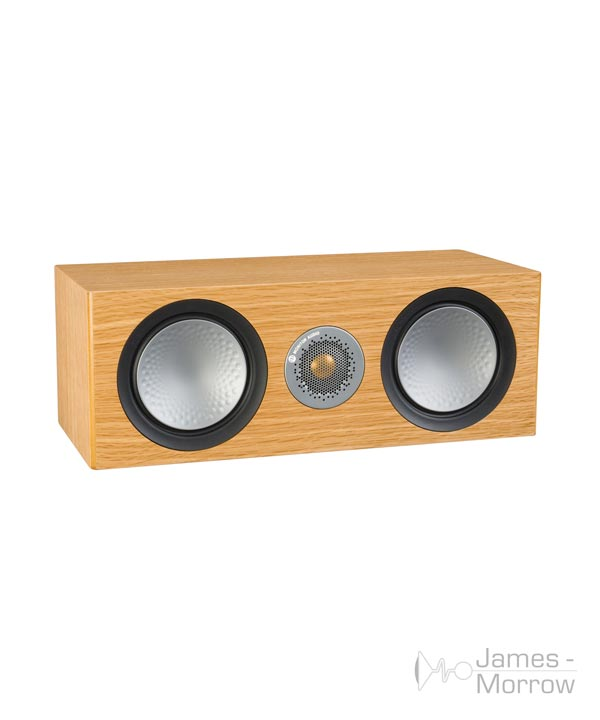 monitor audio silver c150 natural oak profile product image