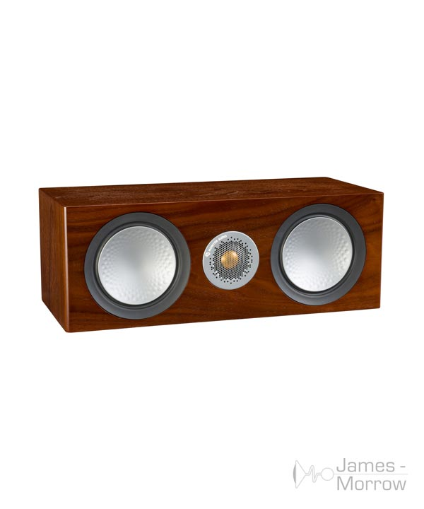 monitor audio silver c150 walnut profile product image
