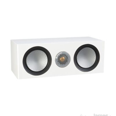 monitor audio silver c150 white profile product image