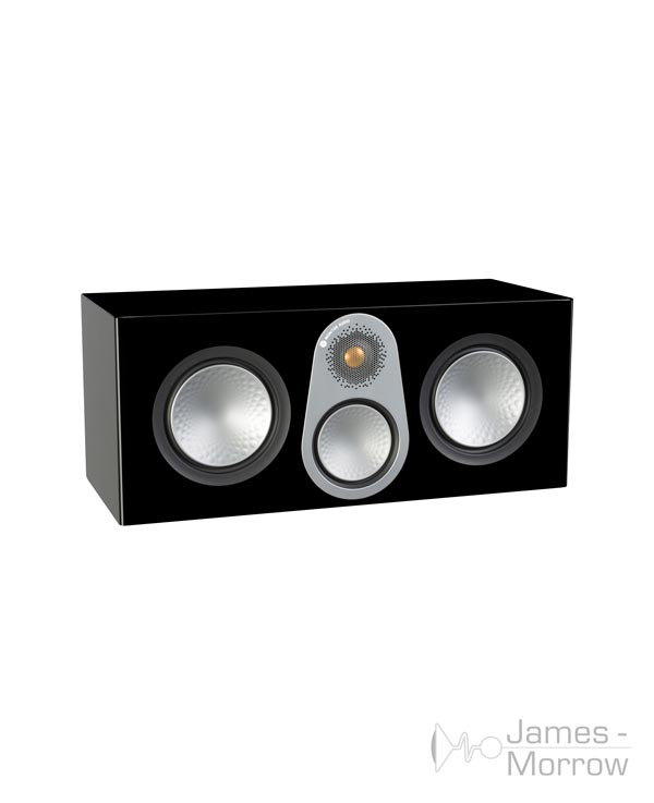 monitor audio silver c350 gloss black profile product image