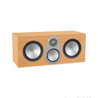 monitor audio silver c350 natural oak profile product image