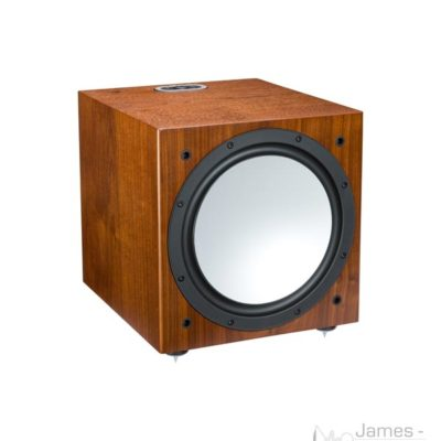 monitor audio silver w-12 walnut profile product image