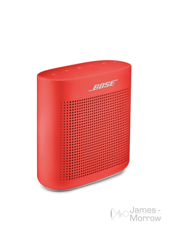 Bose SoundLink Colour II red profile product image