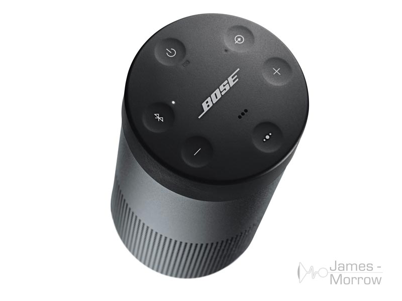 Bose soundlink revolve black top product image