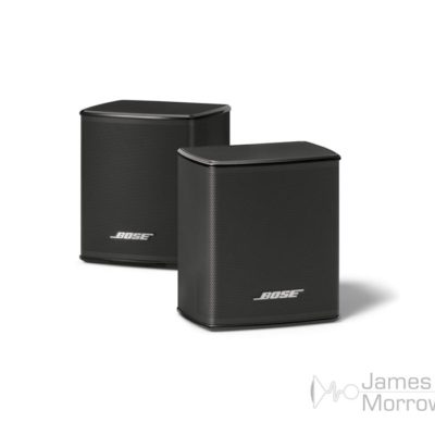 bose surround speaker black angled product image