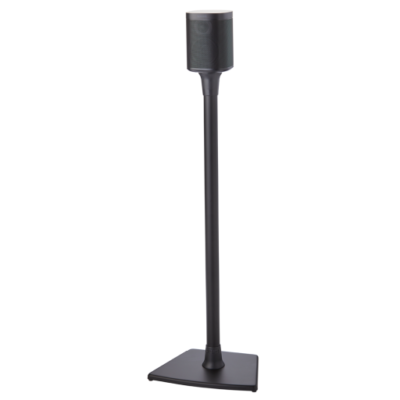 Sanus Sonos Floorstands black front side product image