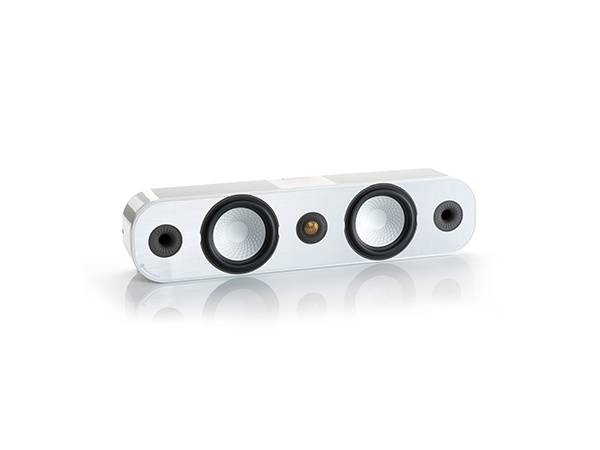 monitor audio apex A60 white front side product image