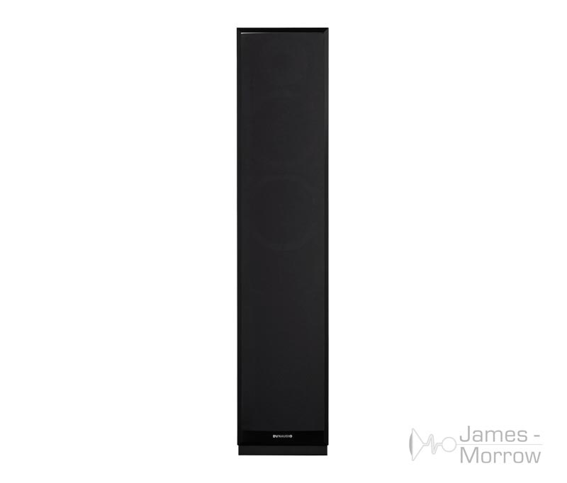 Dynaudio emit m30 black front with grill product image