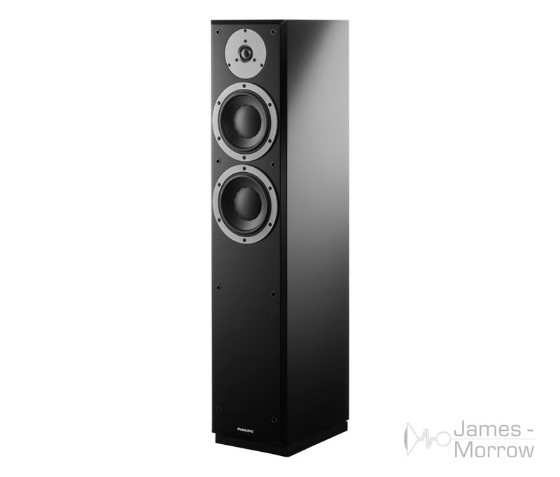 Dynaudio emit m30 black front side product image