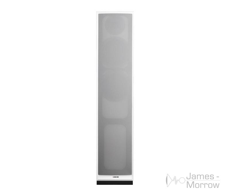 Dynaudio emit m30 white front with grill product image