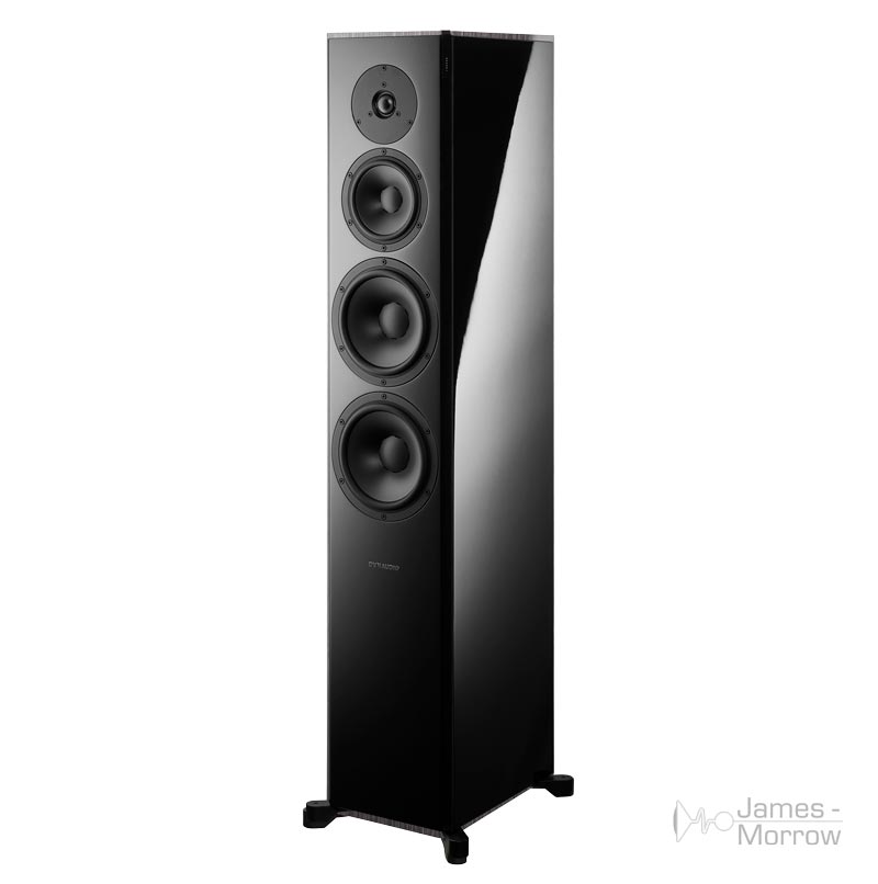 Dynaudio Focus 60 XD black front side product image