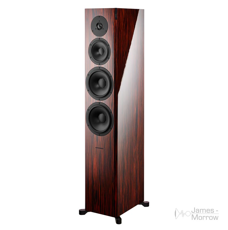 Dynaudio Focus 60 XD rosewood front side product image