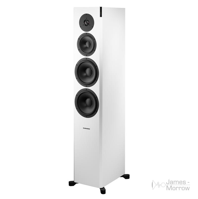 Dynaudio Focus 60 XD white front side product image