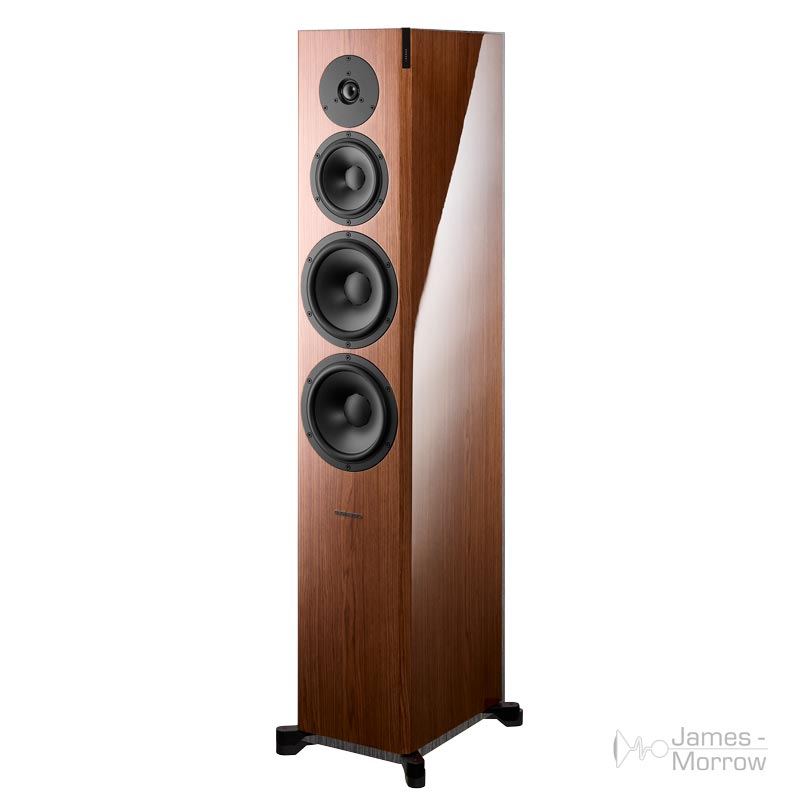 Dynaudio Focus 60 XD walnut front side product image