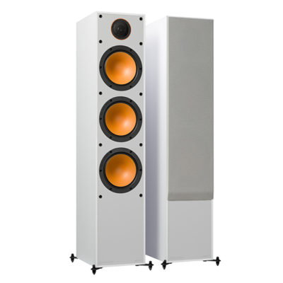 Monitor Audio 300 white front side product image