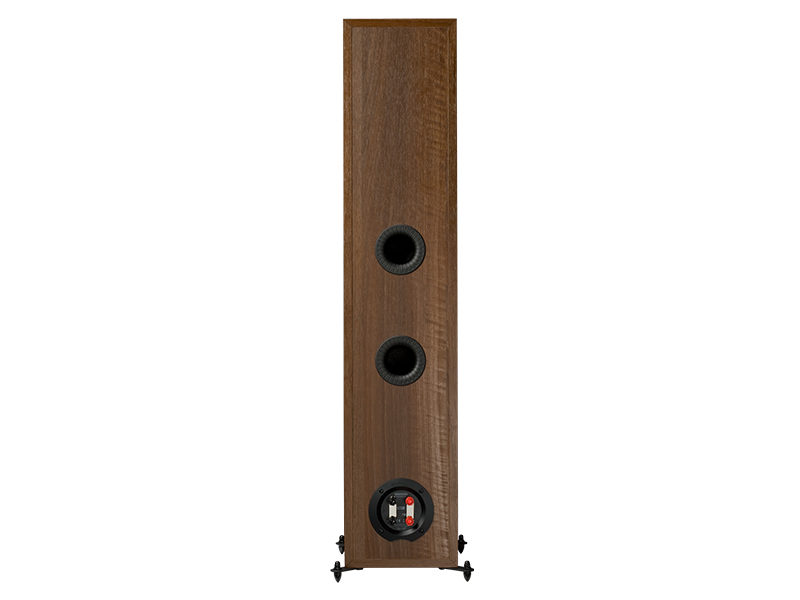 Monitor Audio 300 walnut back product image