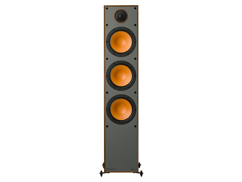 Monitor Audio 300 walnut front product image