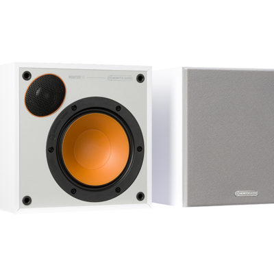 Monitor Audio 50 white front side product image