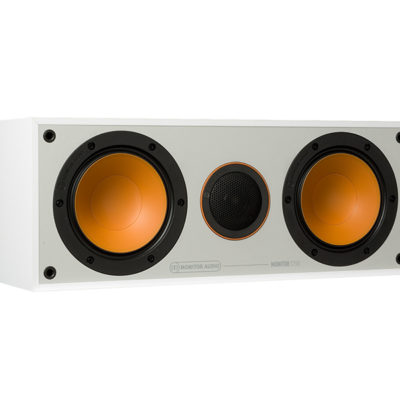 Monitor Audio C150 white front side product image