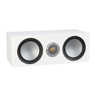 Monitor Audio Silver C150 white front side product image