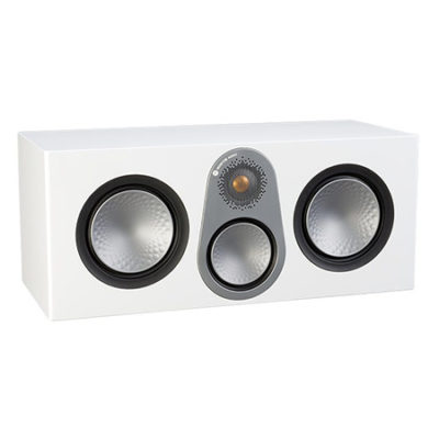 Monitor Audio Silver C350 white front side product image