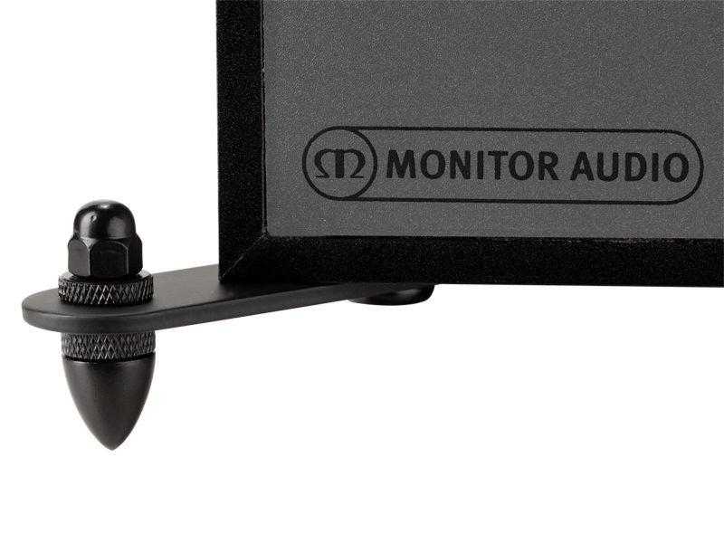Monitor Audio 200 foot close-up black product image