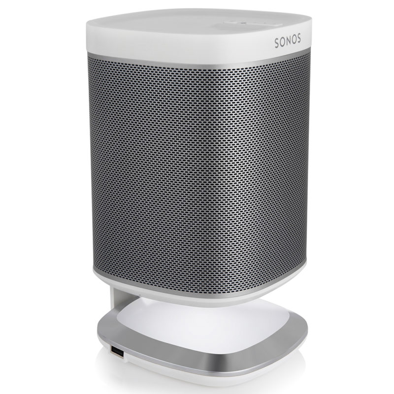 Flexson illumination table stands for Sonos Play:1 product image